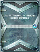 100 Potentially Dubious Space Cargoes