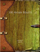 100 Avian Beasts