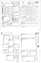 Battleaxes & Beasties Character Sheet - Landscape