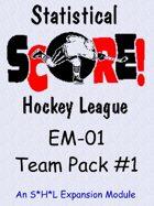 The SHL - Team Pack #1 - EM-01
