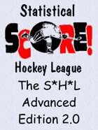 The Statistical Hockey League - Advanced Edition 2.0