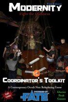 Modernity (Fate Edition) Coordinator's Toolkit