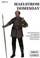 Maelstrom Domesday Miniatures Set