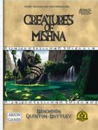 Creatures of Mishna