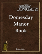 Domesday Manor Book