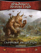 Shadow of the Demon Lord: Campioni Sacrileghi