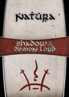 Shadow of the Demon Lord: Carte Magia NECROMANZIA