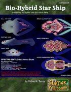 Bio-Hybrid Star Ship Deck Plans