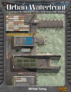 Urban Waterfront Map Set