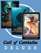 Cats of Catthulhu Deluxe [BUNDLE]