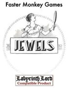 All the Treasures of the World: JEWELS