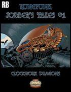 RunePunk: Odd Jobs #1: Clockwork Dragons