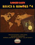 Relics & Rumors #4
