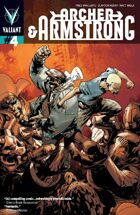 Archer & Armstrong #4