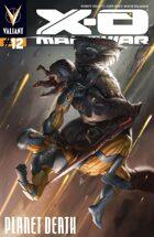 X-O Manowar #12