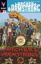 Archer & Armstrong #23