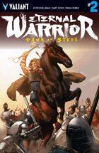 Eternal Warrior: Days of Steel #2