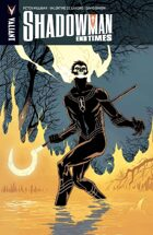 Shadowman Volume 5: End Times
