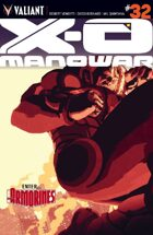 X-O Manowar #32