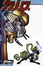 N.I.O. (1998) #2