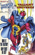 The Visitor vs. the Valiant Universe (1995) #1