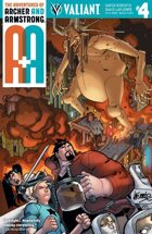 A&A: The Adventures of Archer & Armstrong #4