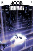 4001 A. D.: Shadowman #1