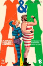 A&A: The Adventures of Archer & Armstrong #8