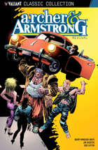 Archer & Armstrong: Revival
