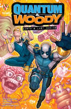 Quantum and Woody: Earth's Last Choice