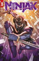 Ninjak (2021) #1