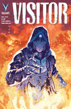 The Visitor Volume 1