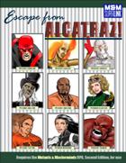 Escape from Alcatraz!