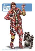 Character Cache - Pallaso