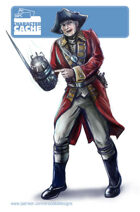 Character Cache - Captain Reginald Gage III