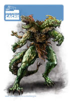 Character Cache - Kes'thak the Lizard King