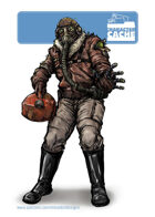 Character Cache - Elton Asen - A Friend When You Need One