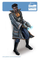 Character Cache - Darnell Wilson