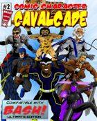 Comic Character Cavalcade #2