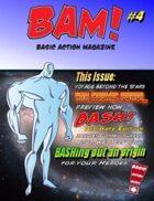 BAM! Basic Action Magazine #4