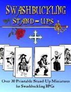 Swashbuckling Stand-Ups