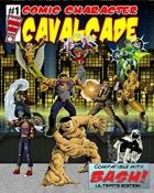 Comic Character Cavalcade #1