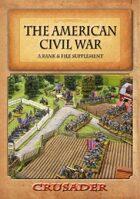 The American Civil War Rank & File Supplement