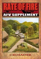 Rate of Fire AFV Supplement