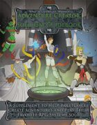 The Covetous Poet's Adventure Creator and Solo GM Guidebook