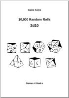 10,000 Random Rolls [BUNDLE]