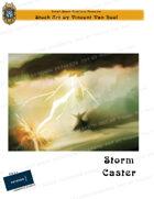CSC Stock Art Presents: Storm Caster