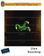 CSC Stock Art Presents: Claw Reaching