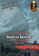 Unexpected Adventures: Azure's Door 5E