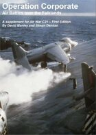 Operation Corporate - Air Battles over the Falklands